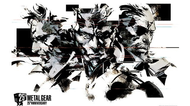 metal gear solid Yoji Shinkawa