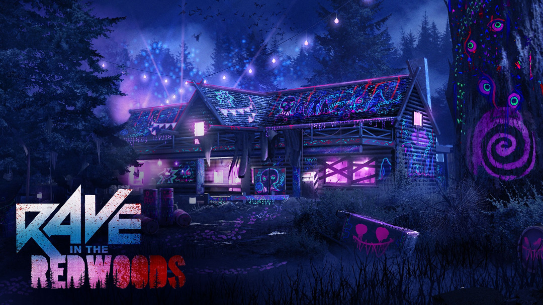 rave in the wood dlc
