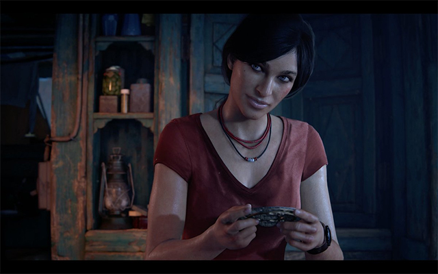 Uncharted The Lost Legacy - Chloé Frazer