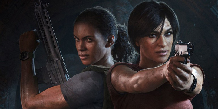 Uncharted the lost legacy nadine chloé