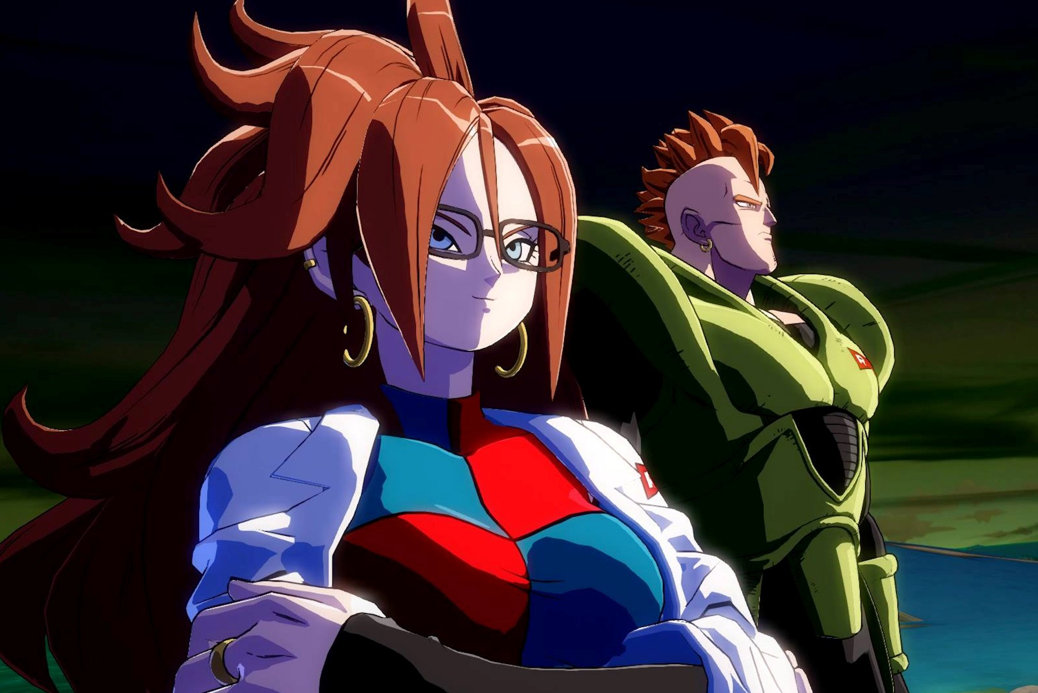 Dragon Ball Fighterz - C-21