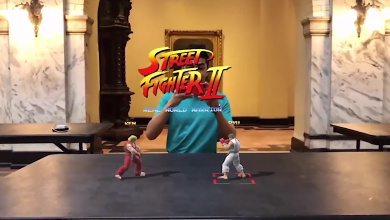 Real World Warrior Edition Street fighter 2