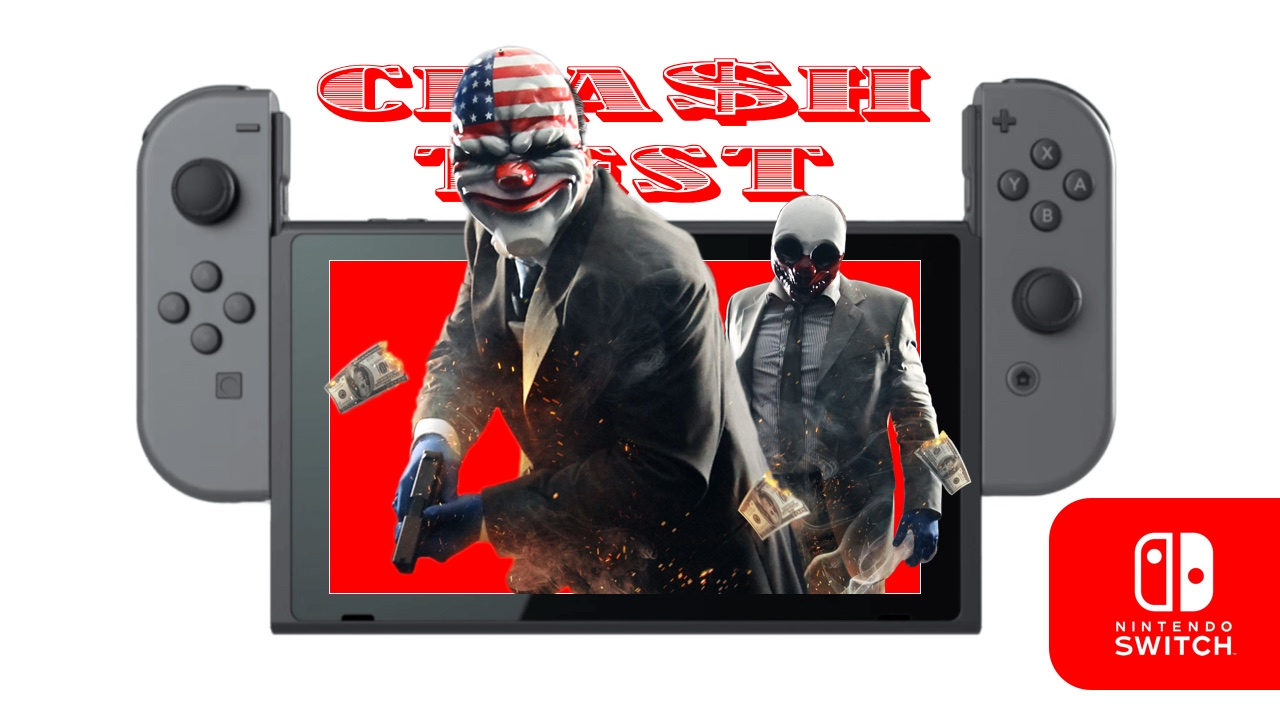 Crash test Payday 2