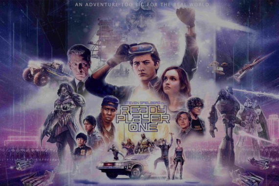 Ready Player One a la une