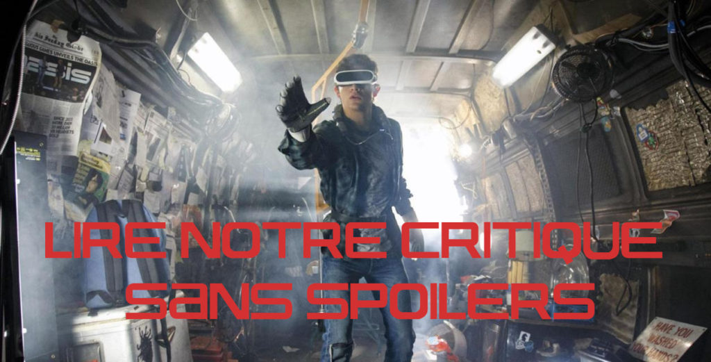 Ready Player One image critique écrite