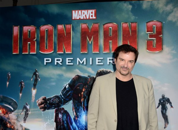 Shane Black iron man 3