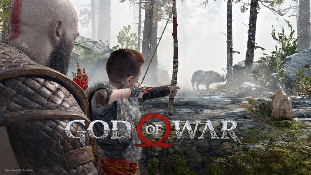 god of war intro