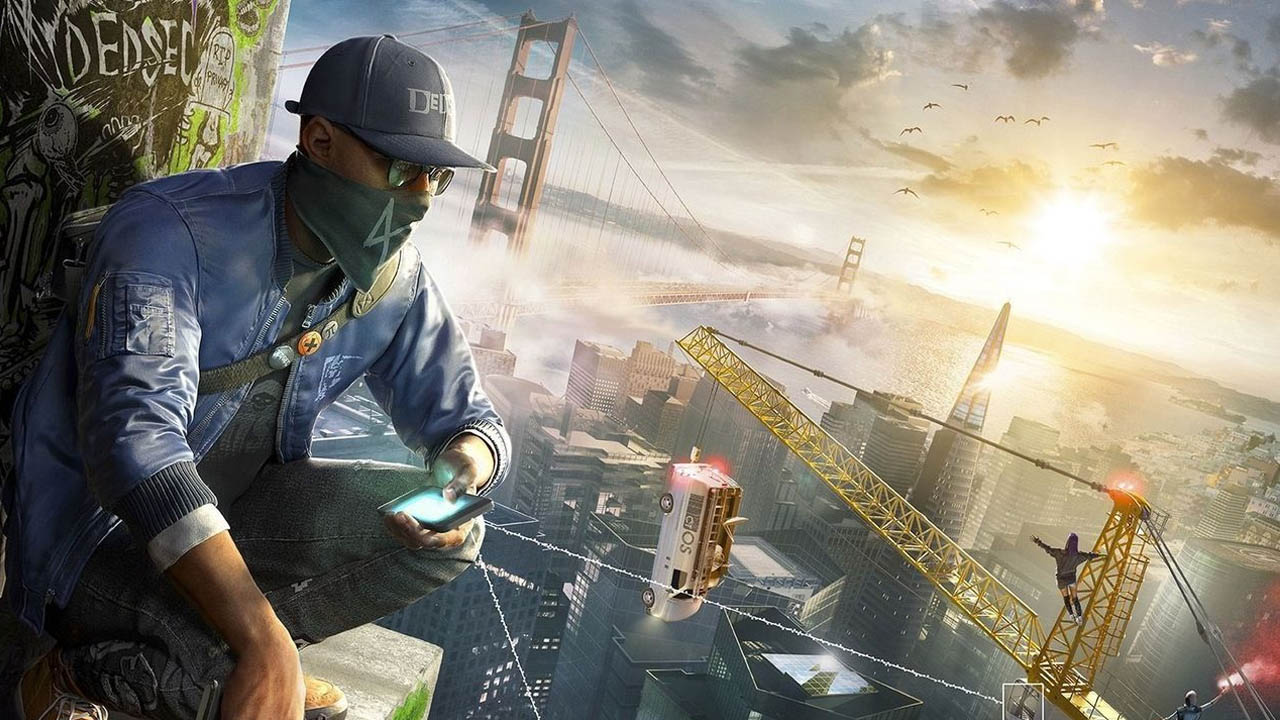 watch dogs 2 online