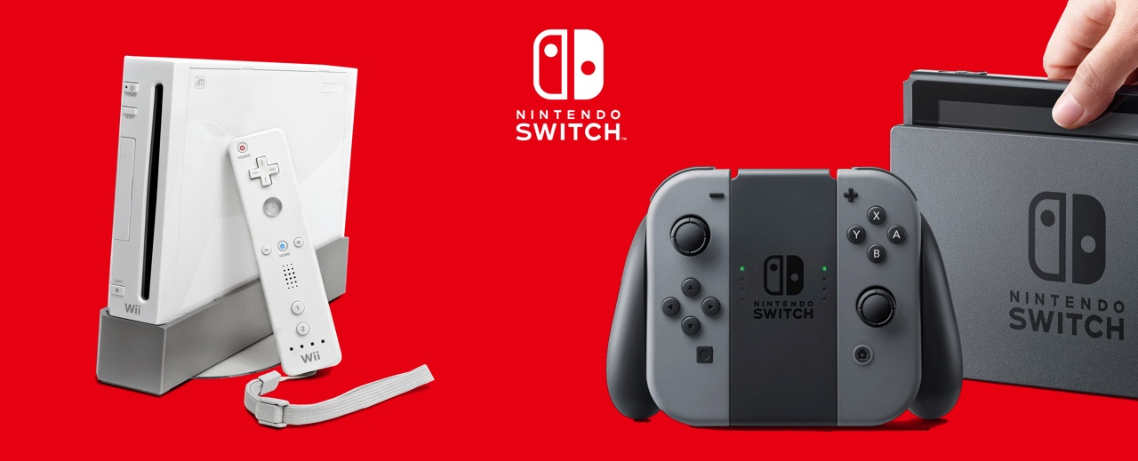 Nintendo Switch Wii