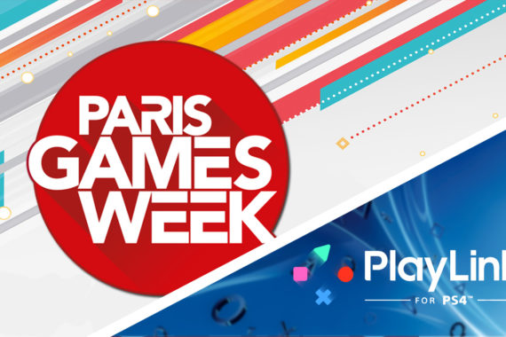 Podcast Popcorn game - Paris Games Week 2017 et Playlink
