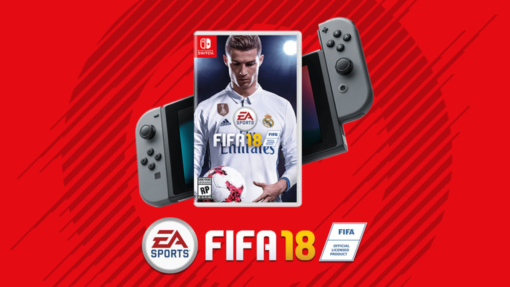 cra h test fifa 18 switch vrai jeu ou vulgaire. Black Bedroom Furniture Sets. Home Design Ideas