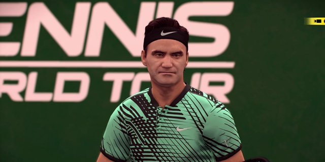 Tennis world tour 4