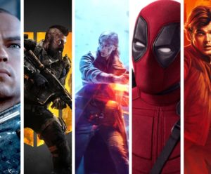 podcast PopcornGame - Solo Star Wars Detroit Become Human Battlefield 5 Call of duty Black Ops 4 Deadpool2, battlefield V