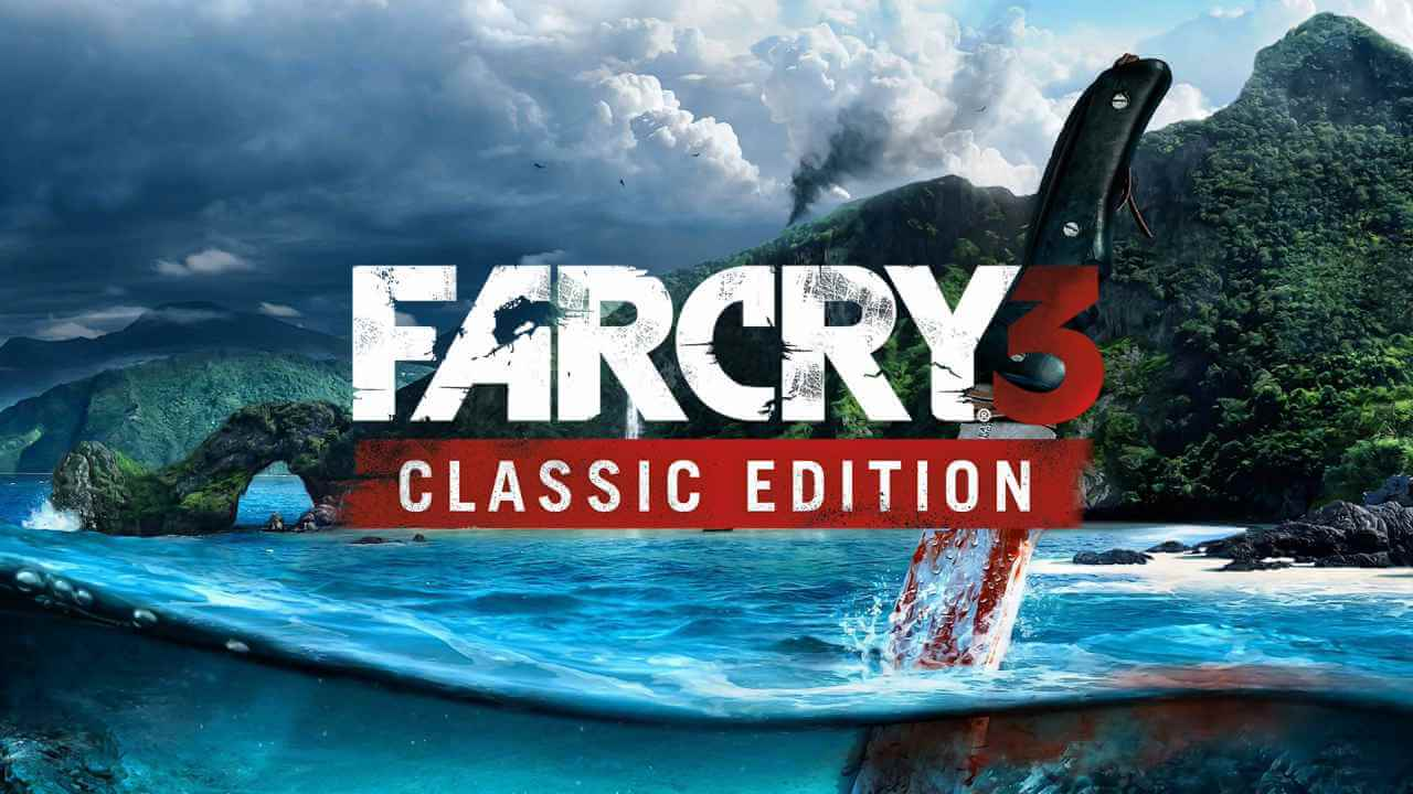 Far cry 3 classic edition