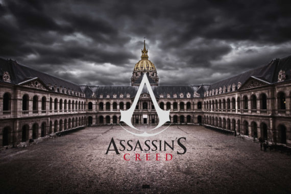 assassin's creed invalides
