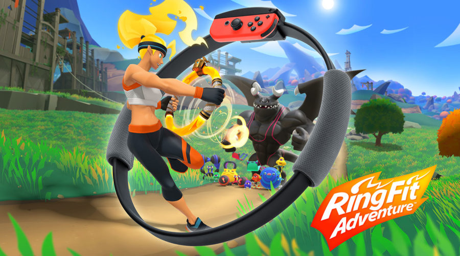 ring fit adventure podcast